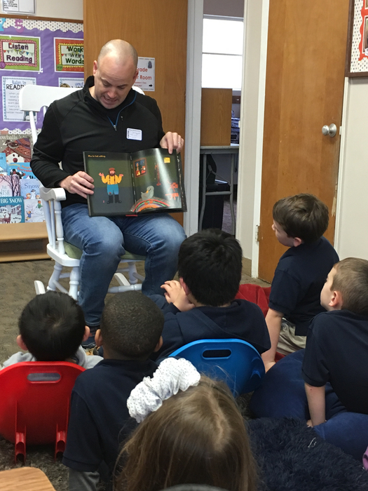 Guest Reader Wednesday