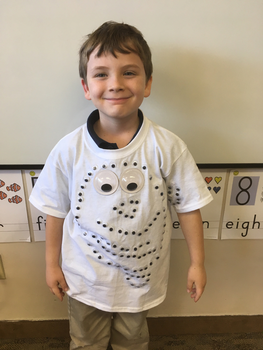 100th Day shirts