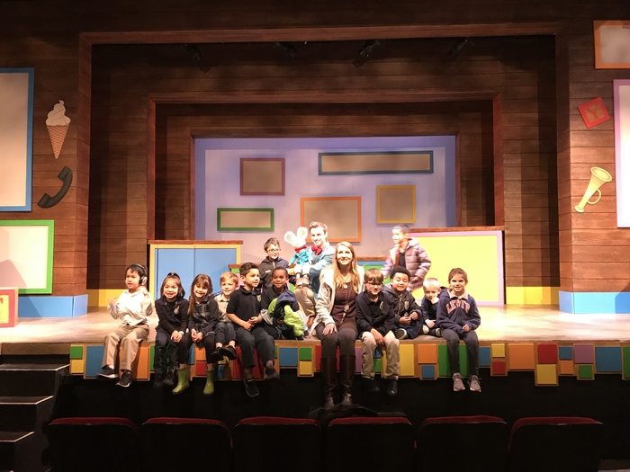 Such a fun field trip! We had the privilege of seeing Stuart Little at the Sierra Madre playhouse!
