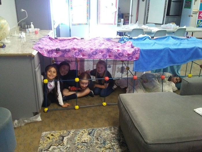 fun fort friday