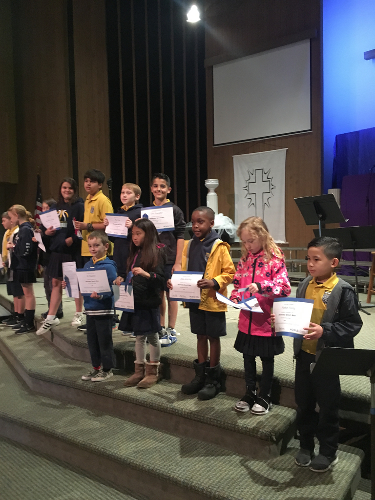 ACSI Speech Meet Winners!