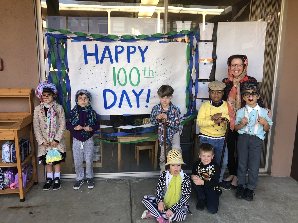 First grade turns 100